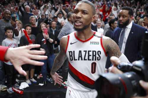 Dame had the last laugh in a series filled with trash talk and mocking