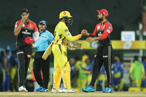 Virat Kohli scored his fifth IPL century against KKR in the previous match