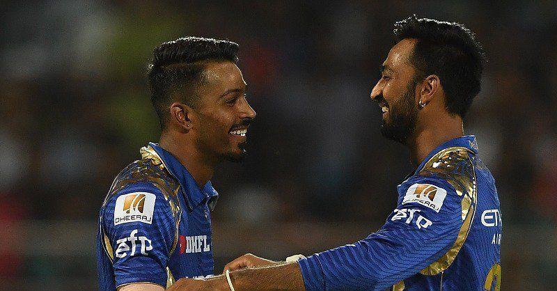 Hardik and Krunal (Image Courtesy: BCCI/IPLT20.com )