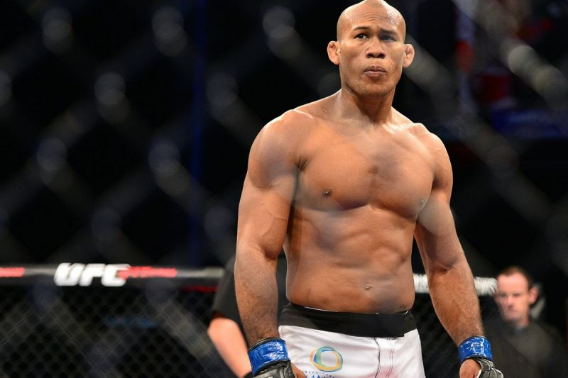 Jacare is coming off a big win over Chris Weidman