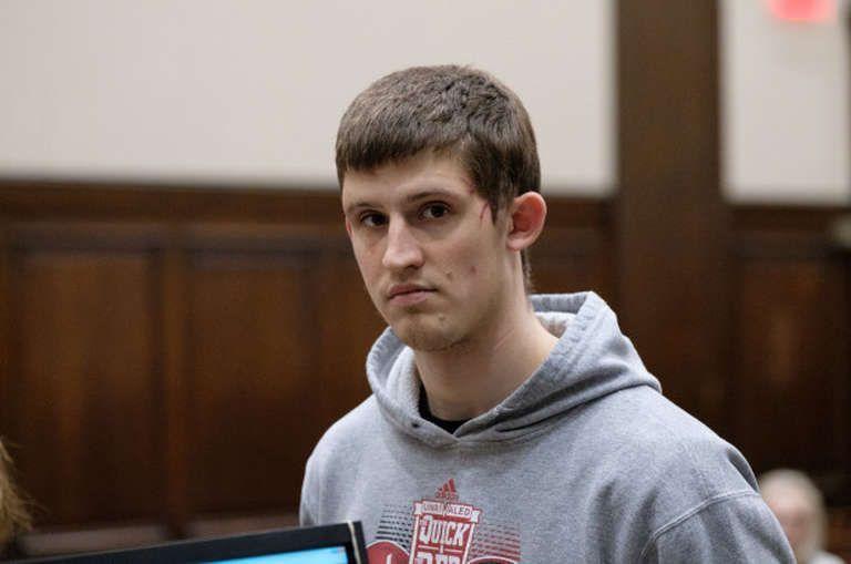 Zach Madsen was in court today