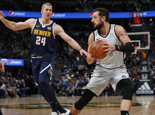 This postseason marks the first time since the 1997-98 season that the San Antonio Spurs will not have Tim Duncan, ManuGinobili, or Tony Parker on the roster