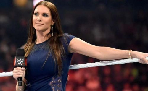Like father, like Daughter; Stephanie McMahon was a major player during the Attitude Era and Monday Night War.