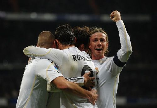 Former Real Madrid teammate, Guti, believes Messi is more talented than Ronaldo.