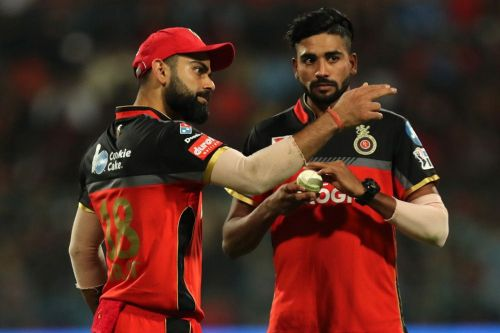 Virat Kohli has to work on his captaincy (Image Courtesy: BCCI/IPLT20.com)