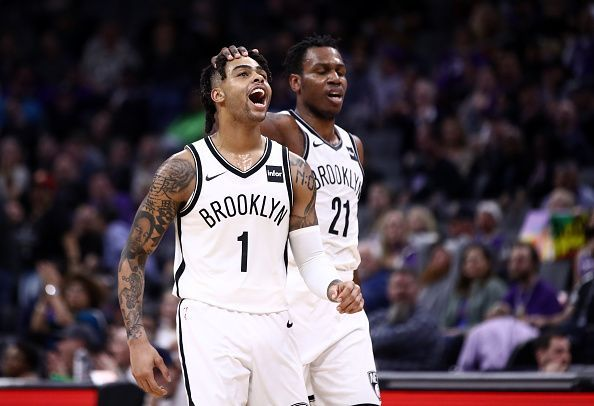 Brooklyn Nets v Sacramento Kings Denver Nuggets v Milwaukee Bucks nter caption