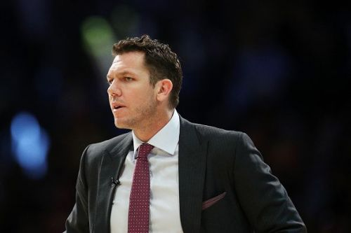 Luke Walton has exited the Los Angeles Lakers after three seasons in charge