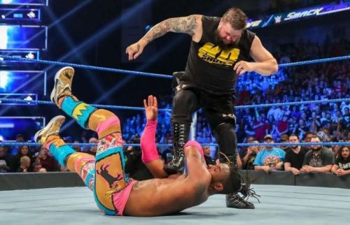 Kevin Owens is one of the best heels of this era