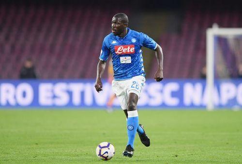 Kalidou Koulibaly - The star man for SSC Napoli