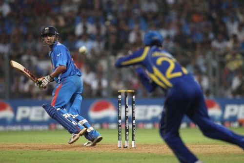 Gautam Gambhir's 97 in the 2011 World Cup is one of Indian Cricket's greatest ever knocks