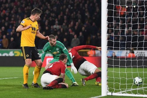 Wolverhampton Wanderers and Manchester United locked horns once again in the Premier League