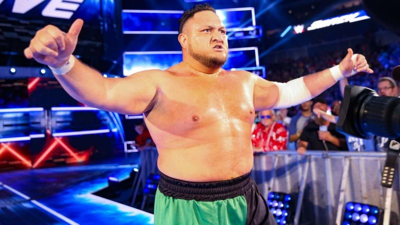 The reigning United States Champion, many fans hope for more for Samoa Joe.