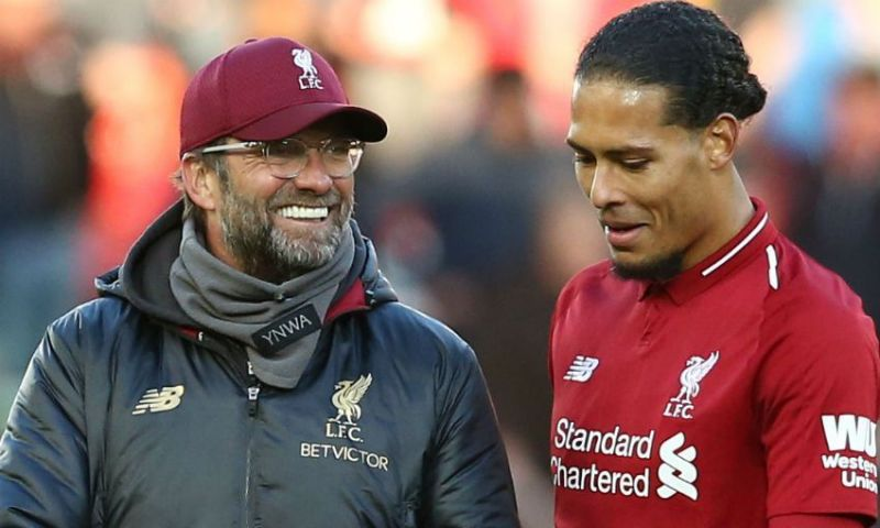 Virgil van Dijk has been key to Liverpool