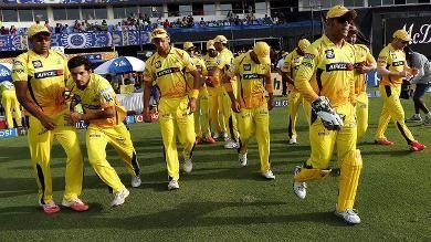 Chennai Super Kings( Source: BCCI/ IPLT20.com)