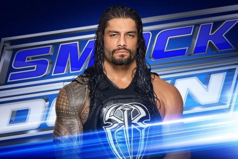 I have a feeling that Reigns will soon go blue!