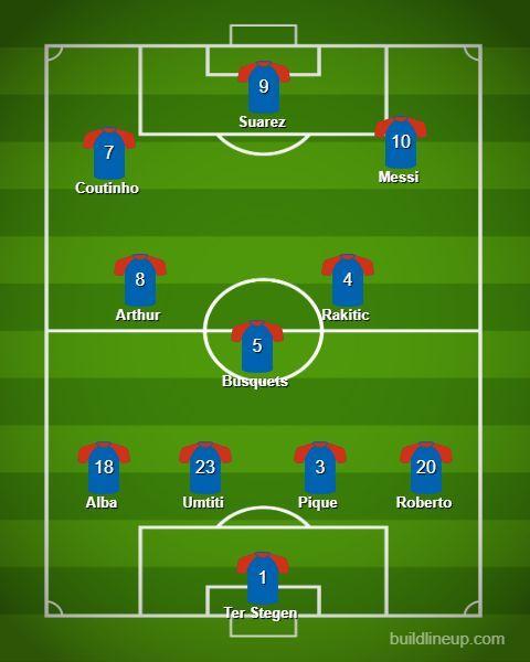 Barcelona XI