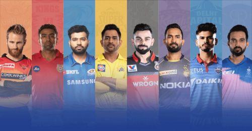 IPL Captains (picture courtesy: BCCI/iplt20.com)