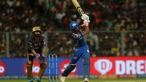 Hardik Pandya 91 went in vain as Mumbai Indians lost by 34 runs