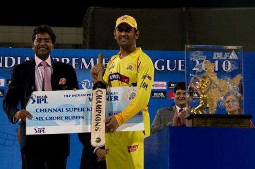 Astute captaincy from the Chennai captain helped them win their first title
