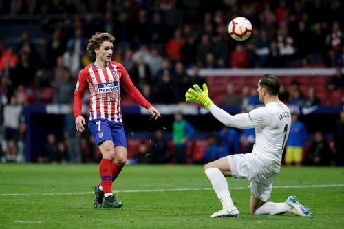 Club Atletico de Madrid v Girona FC - La Liga