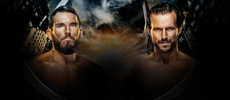 NXT Superstars Adam Cole and Johnny Gargano