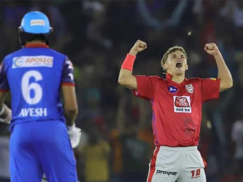 Sam Curran saved his team KXIP from the mouth of defeat through his magnificent bowling performance
