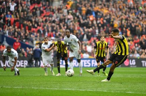 Deeney is the talisman for the Hornets and has some great fixtures on the horizon.