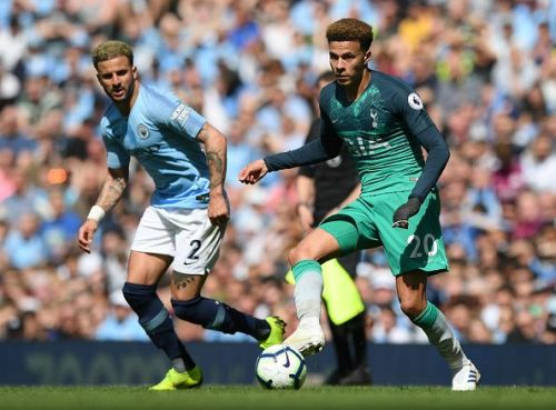 Dele Alli, who played in the central midfielder's position, was good only in patches.