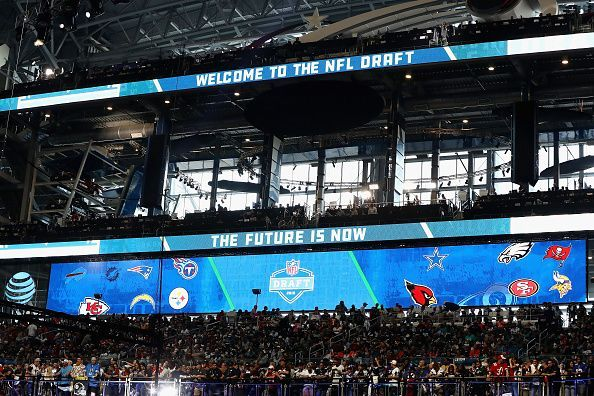 The NFL Draft is just a few days away