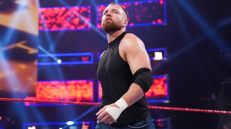 Dean Ambrose said his farewell to WWE Enter caption
