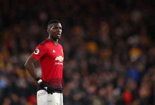 Paul Pogba could leave Manchester United during the upcoming transfer window