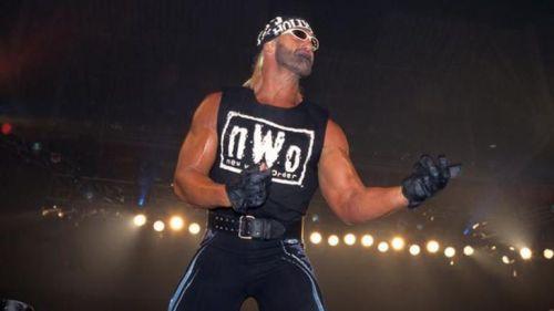 Hollywood Hulk Hogan in WCW.