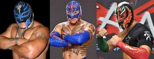 Can it be that there's more than one Rey Misterio? The answer may surprise you!