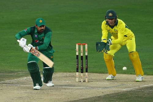 Haris Sohail was Pakistan's standout batsman in the series.