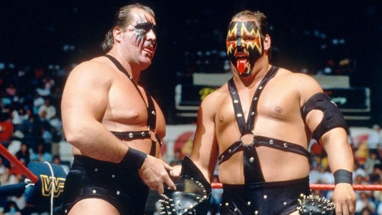 Demolition: Conspicuous by their absence in the WWE Hall of Fame