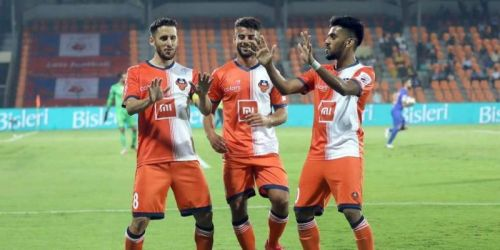 Coro's goals were the heartbeat of the Goa side, but not the only functioning part of it