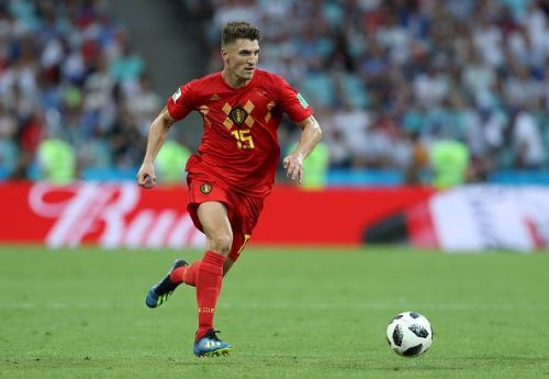 Manchester United have been chasing PSG's Meunier