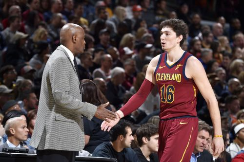 Cedi Osman was a second round pick by the T-Wolves back in 2015.