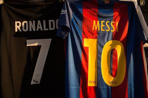 Real Madrid v FC Barcelona - Supercopa de Espana: 2nd Leg Barcelona ace Lionel Messi