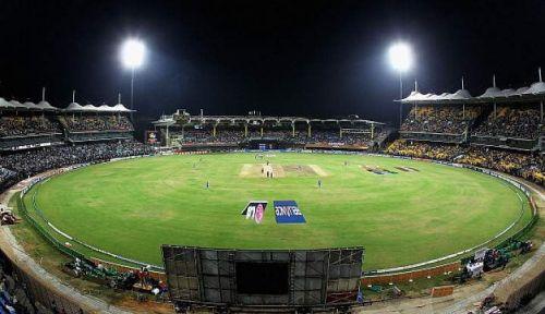 M. A. Chidambaram Stadium, Chennai (picture courtesy: BCCI/iplt20.com)