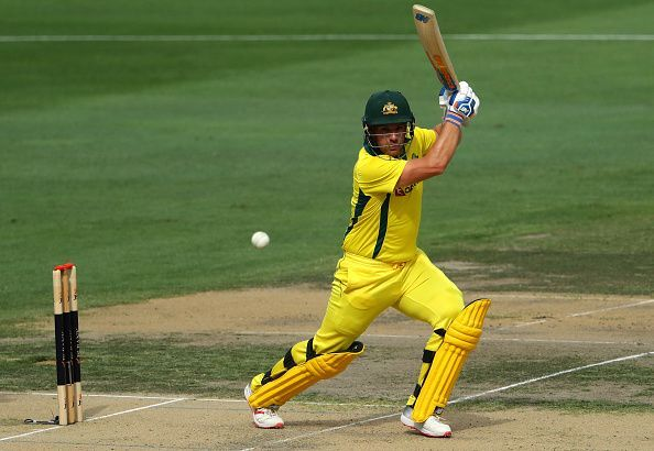 Aaron Finch led from the front with 451 runs at an average of 112.75.