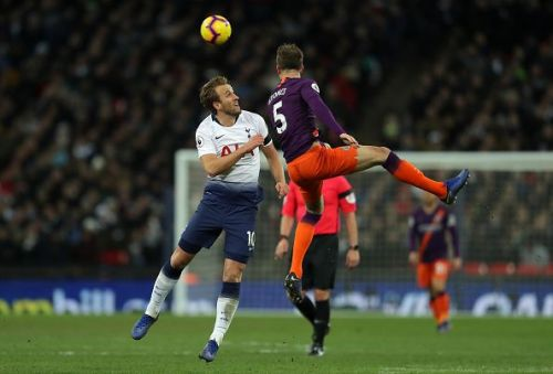 Tottenham Hotspur and Manchester City will lock horns in the Champions League on Tuesday.