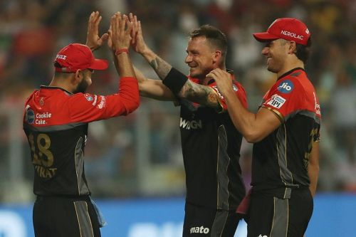 Steyn's return has bolstered the RCB bowling attack (Image courtesy: IPLT20/BCCI)