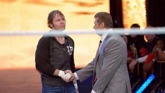 Ambrose swerving us all?