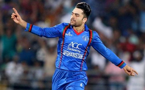 The Afghan leggie will be the captain in T20's and vice captain in ODI's.