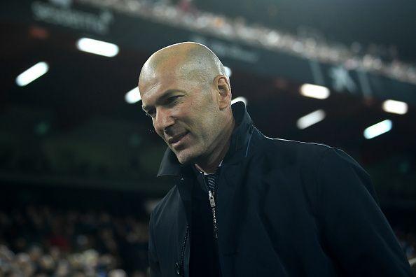 Zinedine Zidane - Real Madrid manager
