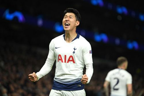 Son Heung-Min will spearhead Spurs' attack in Harry Kane's absence.