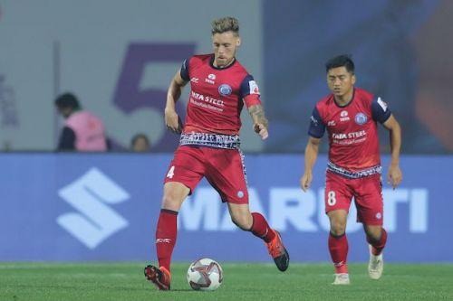 Tiri of Jamshedpur FC