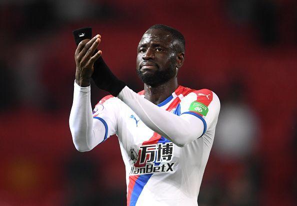 Cheikhou Kouyaté Profile Picture