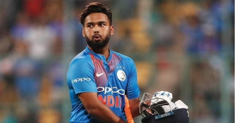 Rishabh Pant misses out due to lack of experience